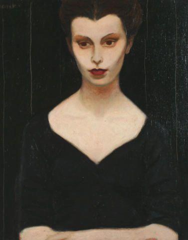 Marek Żuławski - Portrait of Claire Bloom