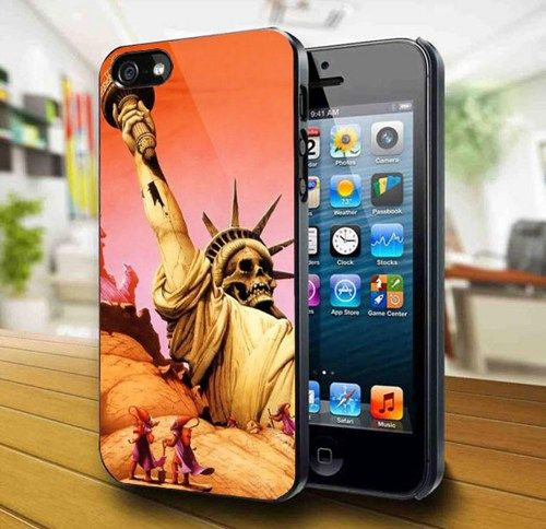 Apocalypse Liberty iPhone 5 Case | kogadvertising - Accessories on ArtFire