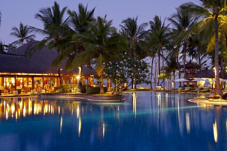 Arwana Restaurant Exterior at The Laguna, a Luxury Collection Resort & Spa, Nusa Dua, Bali