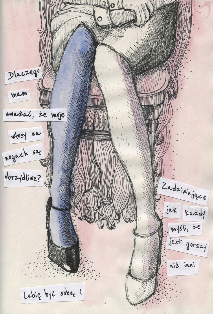 Lubie nie lubię artwork by Sonia Zając