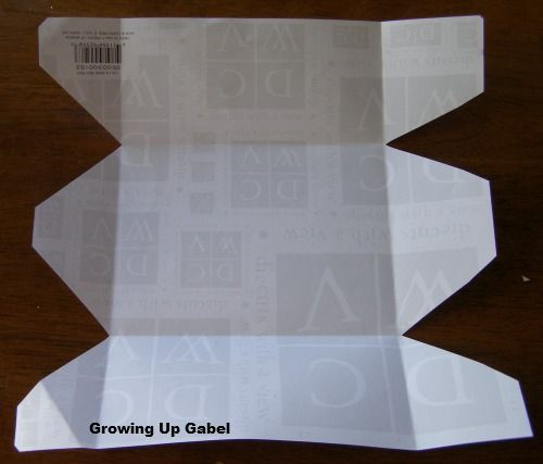 How To Make An Envelope | Growing Up Gabel