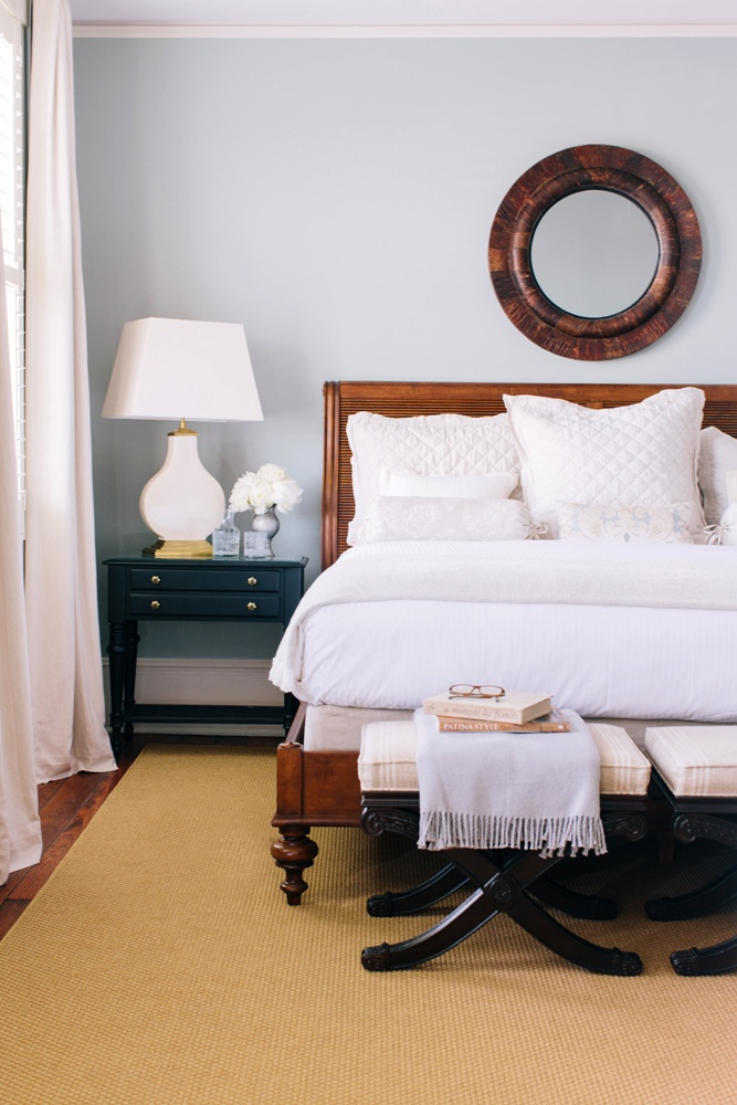 marble top bedroom furniture%0A The Harbor Room is located in the original residence house on the top  floor  A