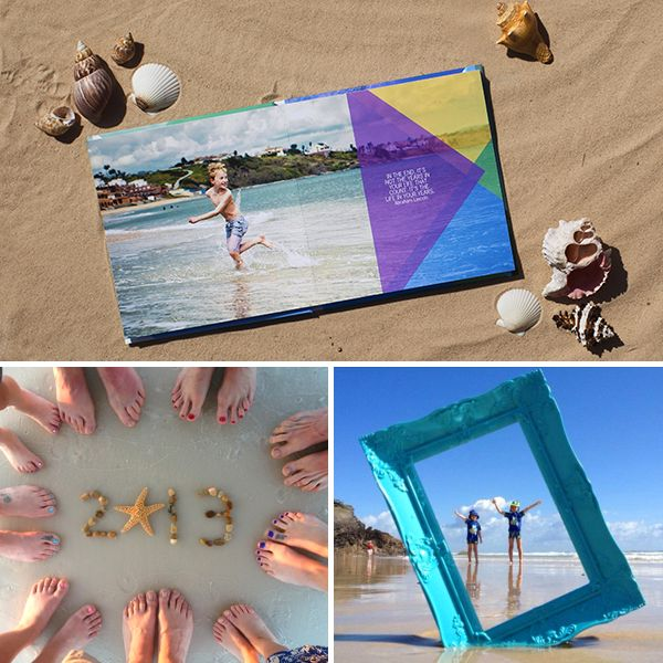 Travel Photo Ideas - Tips on how to plan ahead and create an awesome vacation and travel photo book
