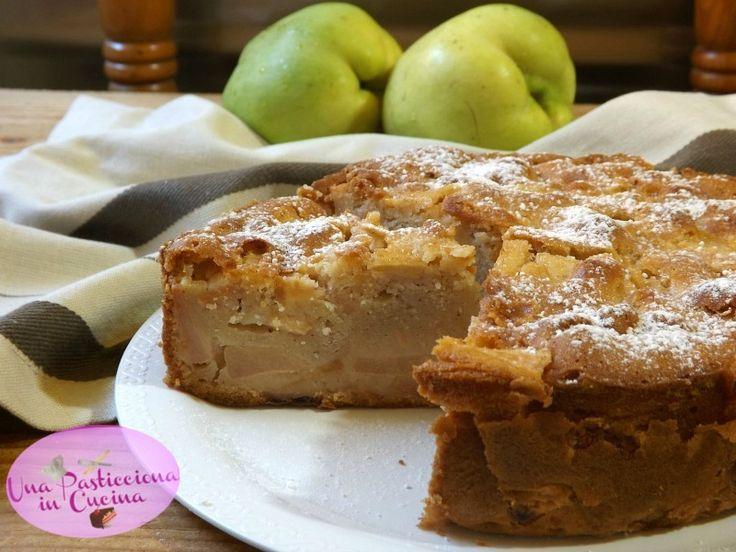 La torta di mele cotogne senza burro e latte è un dolce ideale per la colazione, indicata soprattutto per chi è intollerante al lattosio o allergico...