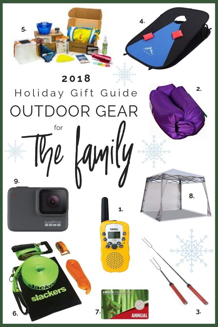 The Best Adventure Gifts For Outdoor Lovers Hikinginmyflipflops Outdoor Gift Adventure Gifts Outdoor Toys For Kids
