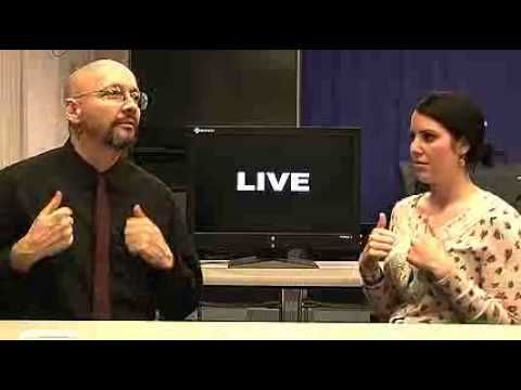 American Sign Language (ASL) Lesson 03 Learn ASL with Dr. Bill of Lifeprint.com! Free sign language lessons and instruction based on the ASL University curri...