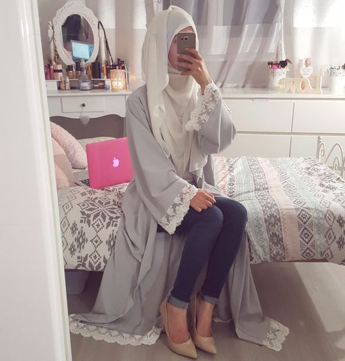 Jennah Boutique - Abaya Kimono EL AMIRA ♡