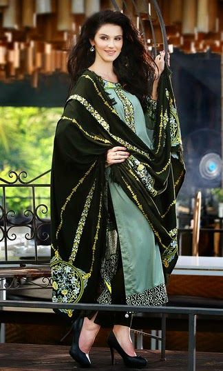 Welcome to the complete innovative globe of women winter dresses online. Linen Salwar kameez is an attractive form of dressing of women and girls. Clothing fashion changes by time to time in all fashion industries.