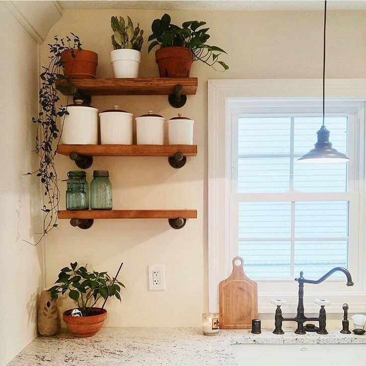 78 Best Ideas About Pipe Shelves On Pinterest