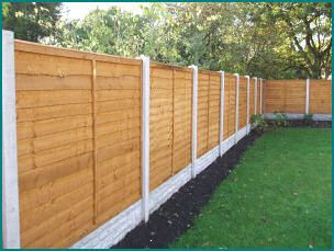 Mailbox and Fence Posts - Nitterhouse Concrete and Masonry Products
