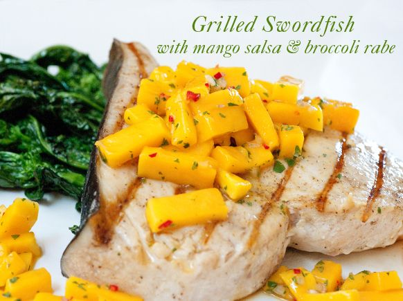 olive pesto recipes dishmaps grilled swordfish steaks with olive pesto ...