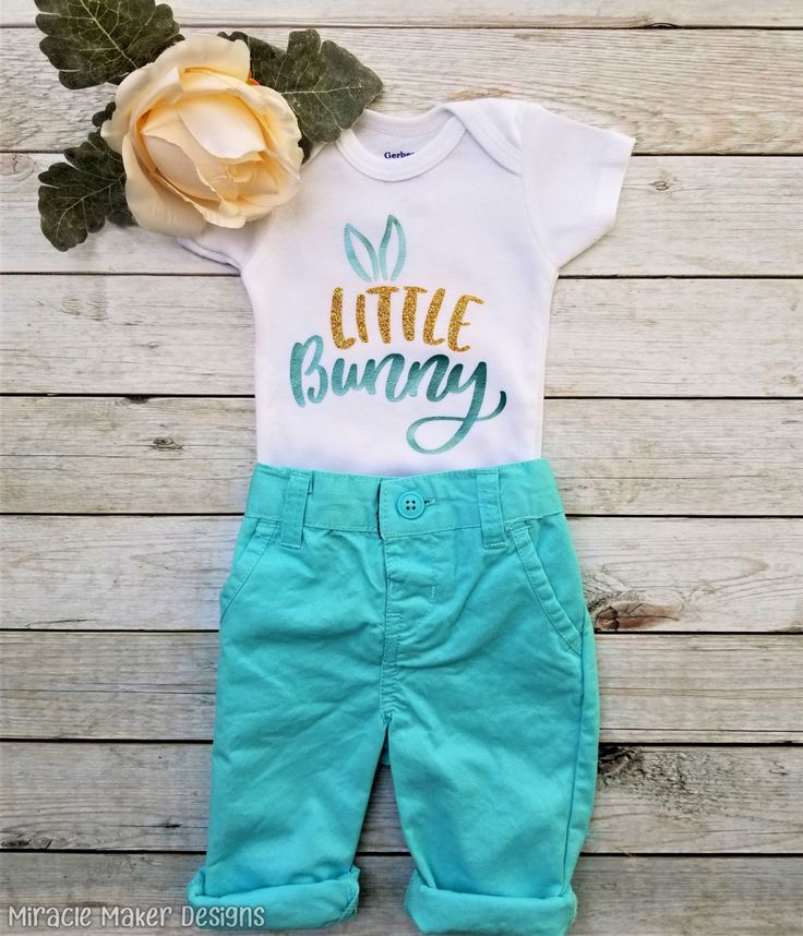 Little Bunny Easter Bodysuit, First Easter Outfit, Baby Easter Clothes, Baby Easter Gift, Easter Bunny Shirt, Baby Spring Outfit,Easter Gift – Children's Apparel