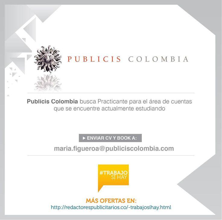 #TrabajoSíHay. http://www.redactorespublicitarios.co/-trabajosihay.html