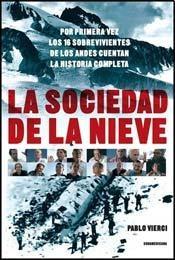 """Septiembre 2015, invertí en """"La Sociedad de la Nieve"""" a raíz de la charla de la Fundación """"Rugby sin fronteras"""" que vivimos en la Jornada de Marketing de la UNLP.  Me dieron unas ganas tremendas de saber más acerca de la tragedia de """"Los Andes"""" Es un libro inmensamente HUMANO. Y debería ser de lectura obligatoria en todos los colegios secundarios de latinoamérica. @paseuge"""