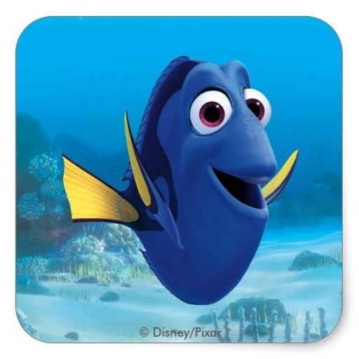 Dory | Finding Dory. Regalos, Gifts. #sticker