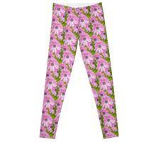 Leggings www.macsnapshot.com #leggins #fashion #flowerleggins  #pinkflower #pinkbeauty #redbubbble #macsnapshot