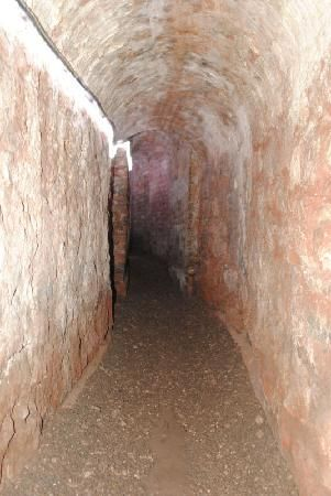 Article for the tourist tour of the underground passages in Exeter.