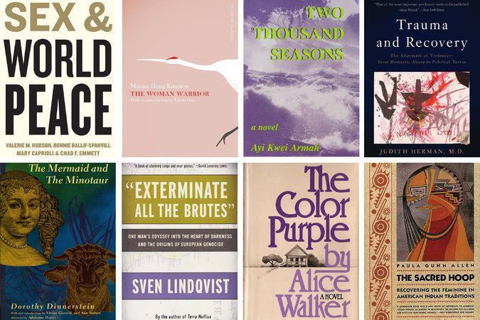 The activist and author Gloria Steinem shares her 10 favorite books.