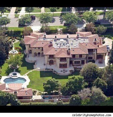 Jennifer Lopez's Tranquil Abode