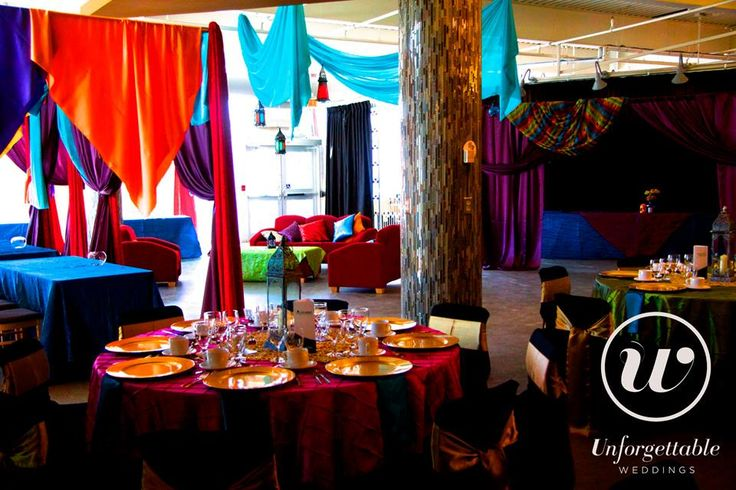 Unforgettable Weddings Sudbury Ontario Party Decor #partydecor #Wedding #Decor #color #Wedding #Decorator
