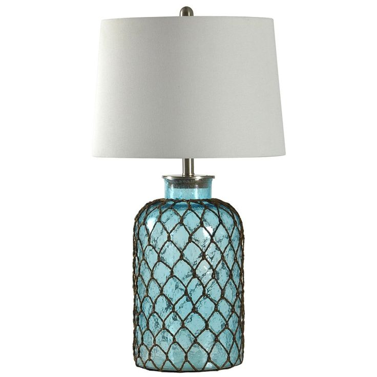 Glass And Clear Table Lamps You Ll Love Wayfair