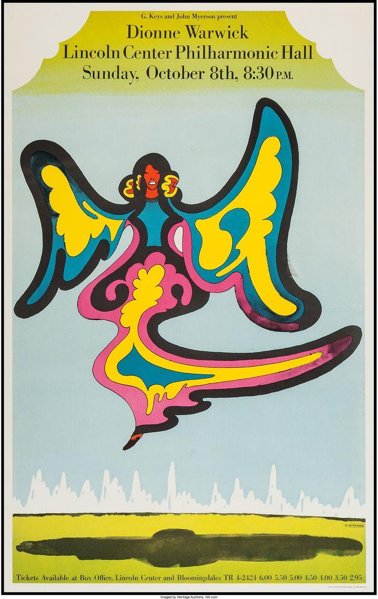 Poster design by Milton Glaser
