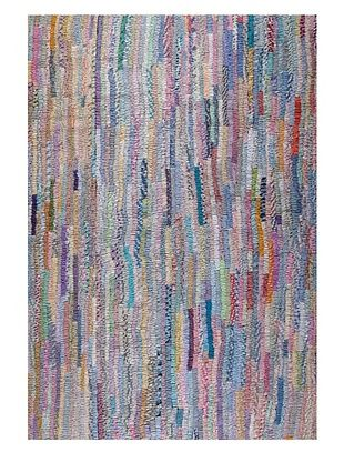 60% OFF Dreamweavers Executive Ribbon Rug, Pastels, 6' x 9'