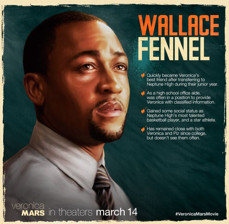 Wallace Fennel - Veronica Mars