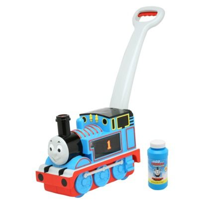 Not that M needs ANOTHER Thomas toy but this might blow his little mind :)