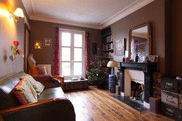 南仏の光が差し込むリゾート気分の邸宅   株式会社ジアス オーダーカーテン インテリアコーディネート