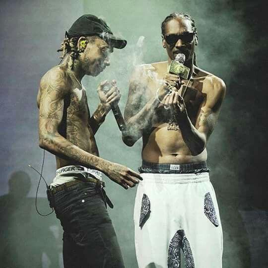 Wiz Khalifa &  Snoop Doog