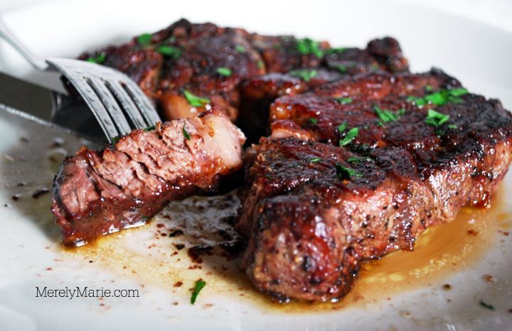 How to cook steak well-done