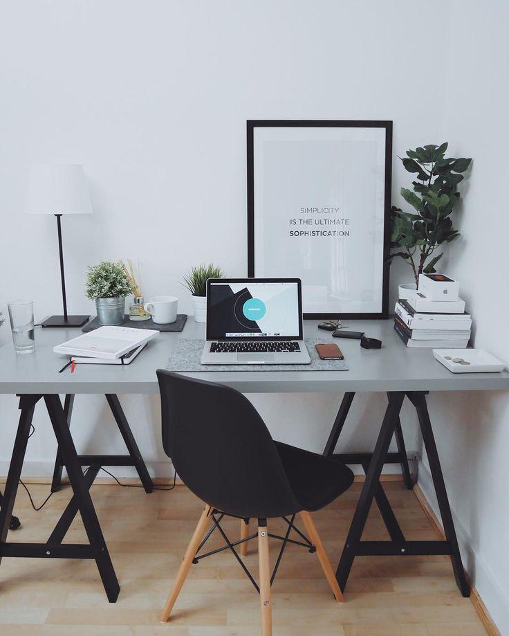 M s de 25 ideas incre bles sobre oficina en casa peque a for Oficinas creativas pequenas