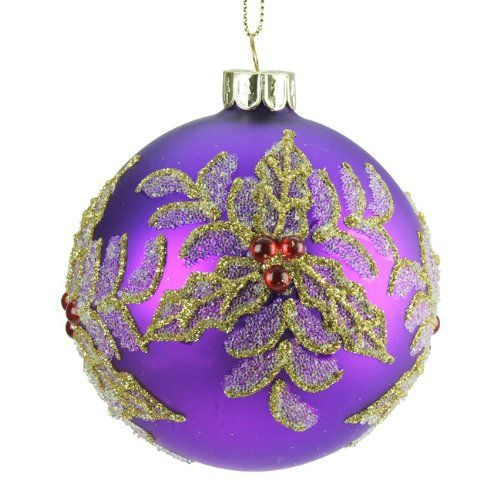 1000+ Images About Lilac & Purple Christmas Ornaments On