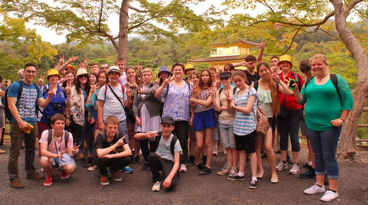 Student Trip to Japan