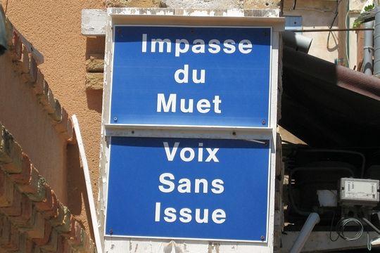 panneaux routiers rigolos drôles amusants bizarres