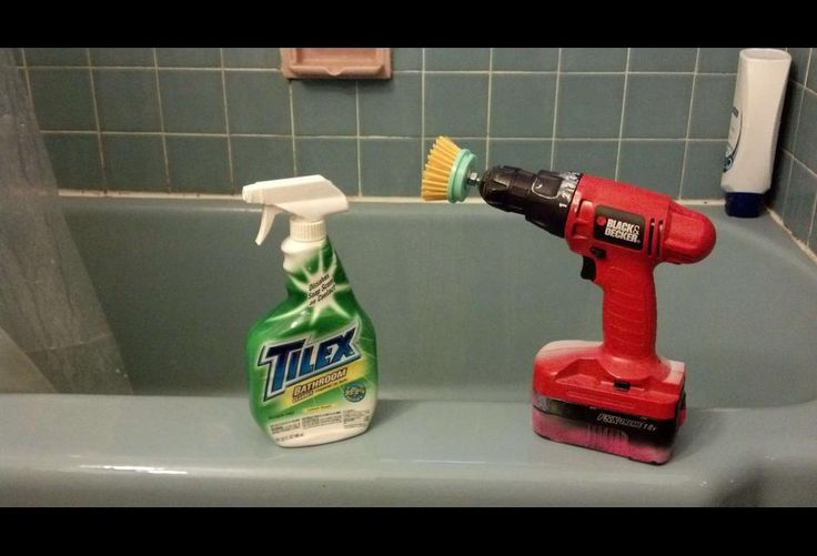 The Power Drill-Turned-Grout-Scrubber | Photos | HGTV Canada