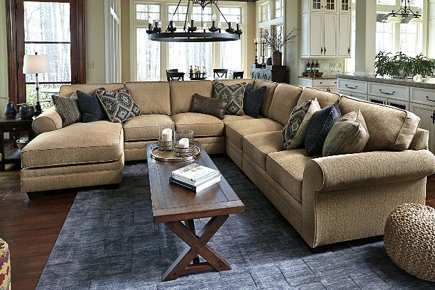 Toast Amandine 5-Piece Sectional View 6