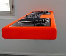 dj оборудование стол
