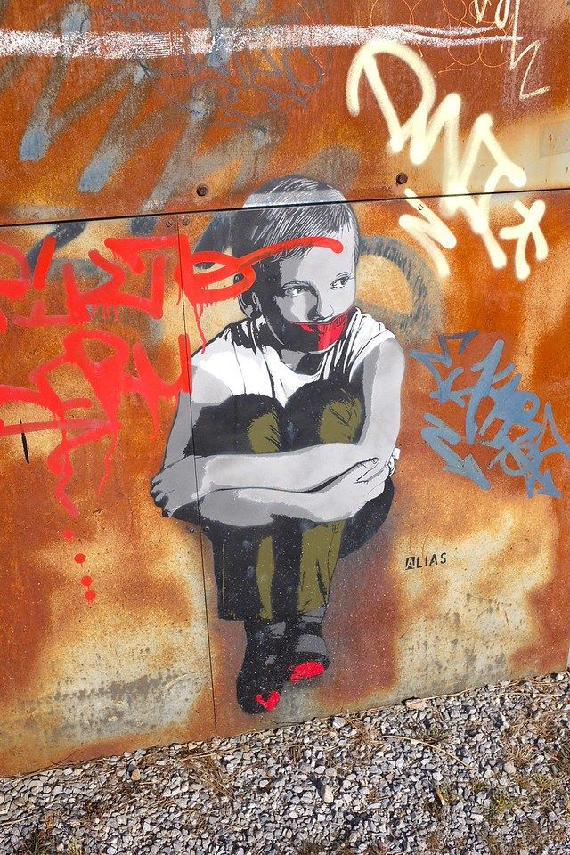 The Best Street Art Around The World Art Best Street Art