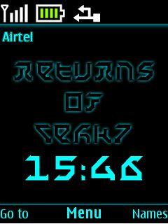 Free Returns Of Tehk7 theme by ratikant9 on Tehkseven