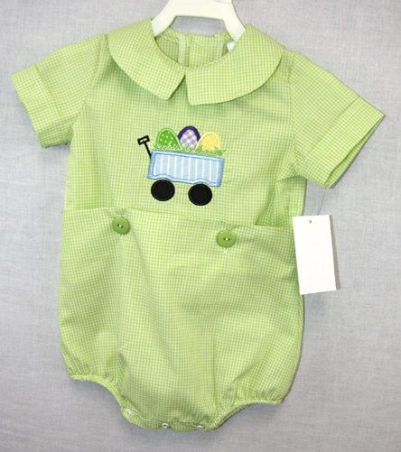291677  Baby Boy Clothes  Baby Easter  Brother Sister by ZuliKids, $29.50