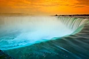The best known waterfall in Ontario is Horseshoe Falls, the main attraction of Niagara Waterfalls and a great...