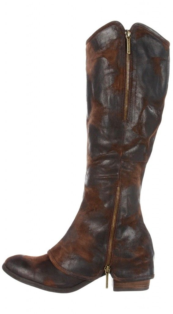 Donald J Pliner Devi2: $239.99, 40% off (Originally 398.00) Forge a new path with these rugged riding boots from Donald J Pliner®. Western Couture line...