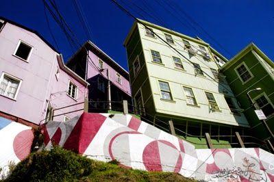 """""""Soportes de casas en el aire"""" Eduardo Perez Tobar (Eduperto) Tour cerros Bellavista y Florida"""