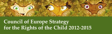 Council of Europe Strategy for the Rights of the Child