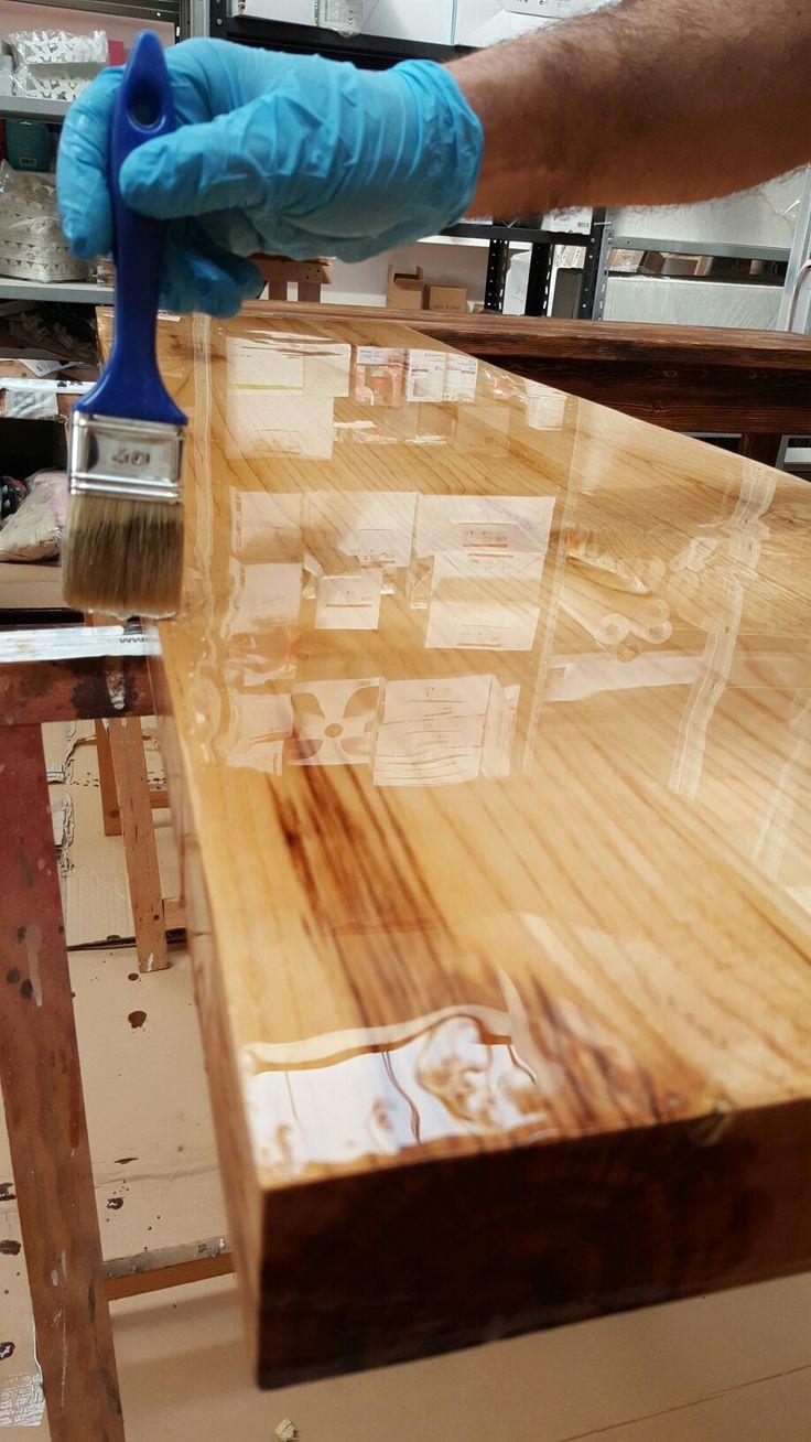 Xlab la fabbrica delle idee resina epossidica lavorazione artigianale