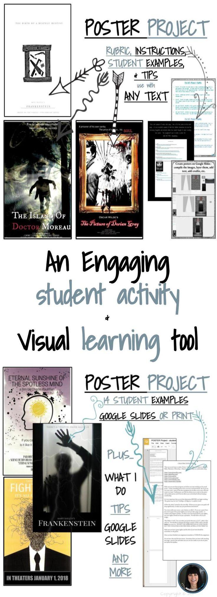 school project steps