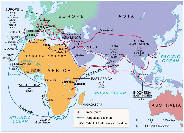 east africa and the indian ocean basin 1450 1750 Africa: 1450-1750 unit 4 section 1 first european contacts prince henry the navigator of portugal sowed the seeds of tremendous change for africa in the early to.