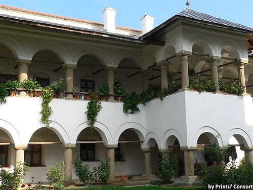 https://flic.kr/p/5u71hF | Hurezi | Hurezi Monastery, Valcea, Romania